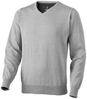 Spruce Pullover Elevate - grau meliert