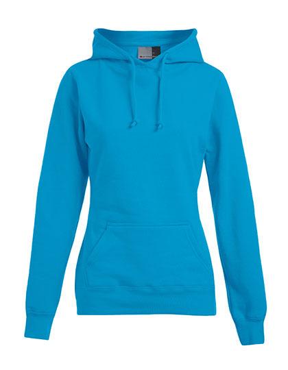 Women's Hoody Promodoro - turquoise