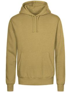 XO Hoody Sweater Men Promodoro - olive