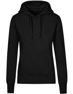 XO Hoody Sweater Women Promodoro - black