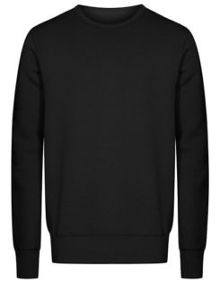 XO Sweater Men Promodoro - black