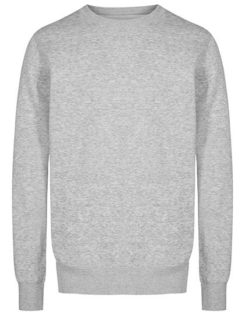 XO Sweater Men Promodoro - heather grey