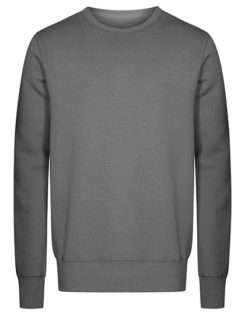 XO Sweater Men Promodoro - steel grey