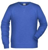 Mens Bio Sweat James & Nicholson 8022