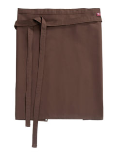 Bistroschürze Roma 50 x 78 cm CG Workwear - chocolate brown