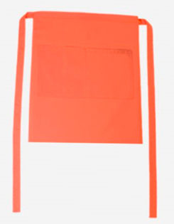 Bistroschürze Roma Bag 50 x 78 cm CG Workwear - orange