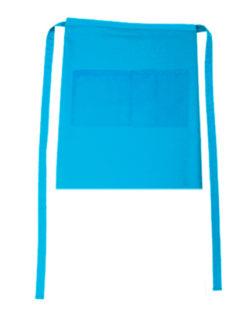 Bistroschürze Roma Bag 50 x 78 cm CG Workwear - turquoise