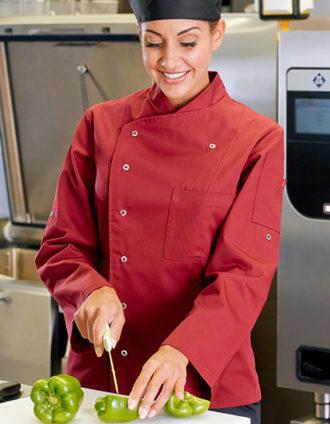 Chef's Jacket Turin Lady Classic CG Workwear