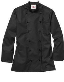 Kochjacke Rimini Man CG Workwear - black
