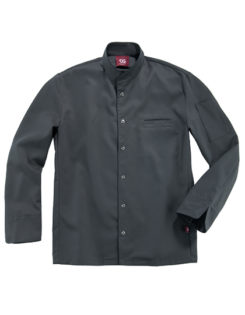 Kochjacke Trapani Man CG Workwear - raven black