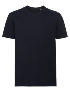 Men's Authentic Tee Pure Organic Russell - french navy