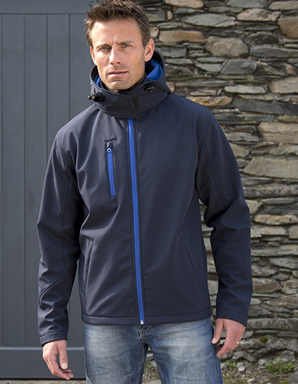 Men's TX Performance Hooded Soft Jacket Result