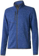 Tremblant Herren Strickfleecejacke Elevate - heather blue