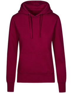 XO Hoody Jacket Women Promodoro - berry
