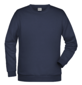 Basic Sweat James & Nicholson jn794 - navy