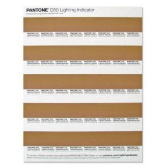 PANTONE D50 Lighting Indicator Stickers