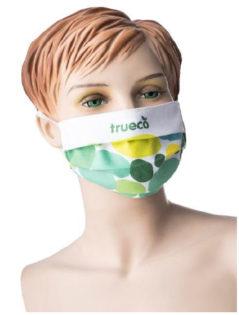 bedruckbare stoffmaske