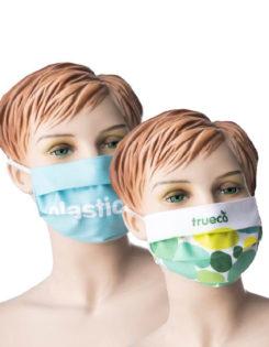 vollflächig bedruckbare maske