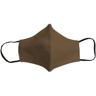 Community Maske - braun