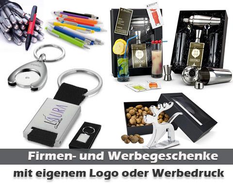 Werbegeschenke mit Logo kaufen